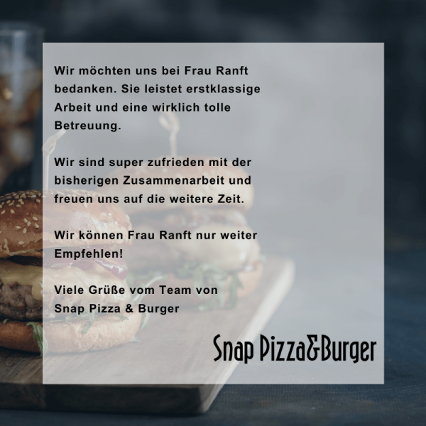 Snap Pizza&Burger