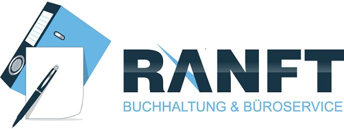 Buchaltung & Büroservice Ranft Logo